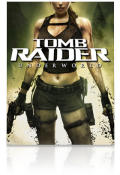 Tomb Raider: Underworld Browser Front Cover