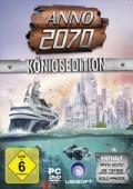 Anno 2070: Königsedition Windows Front Cover
