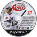Major League Baseball 2K6 PlayStation 2 Media