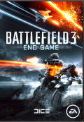 Battlefield 3: End Game Windows Front Cover
