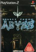 Shadow Tower: Abyss PlayStation 2 Front Cover