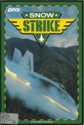 Snow Strike DOS Front Cover