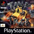Tiny Tank PlayStation Front Cover