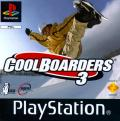 Cool Boarders 3 PlayStation Front Cover