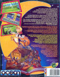 Sleepwalker Amiga Back Cover