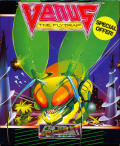 Venus the Flytrap Atari ST Front Cover
