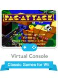 Pac-Attack Wii Front Cover