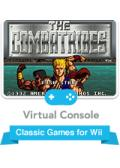 The Combatribes Wii Front Cover