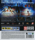 XCOM: Enemy Unknown PlayStation 3 Back Cover