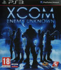 XCOM: Enemy Unknown PlayStation 3 Front Cover