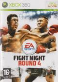 Fight Night: Round 4 Xbox 360 Front Cover