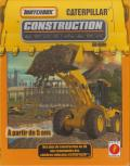 MatchBox Caterpillar Construction Zone Windows Front Cover