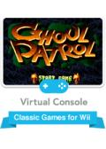 Ghoul Patrol Wii Front Cover