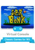 Super Bonk Wii Front Cover