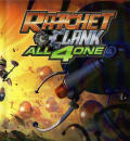 Ratchet & Clank: All 4 One PlayStation 3 Inside Cover Right Side