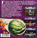 Wizball Atari ST Back Cover