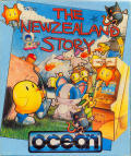 The New Zealand Story Atari ST Front Cover