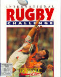 International Rugby Challenge Atari ST Front Cover