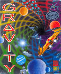 Gravity Atari ST Front Cover