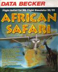 African Safari Windows Front Cover