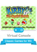 Kirby 64: The Crystal Shards Wii Front Cover