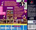 Magical Tetris Challenge PlayStation Back Cover