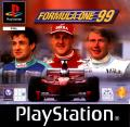 Formula One 99 PlayStation Front Cover