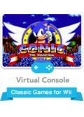 Sonic the Hedgehog Wii Front Cover