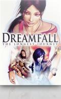 Dreamfall: The Longest Journey Windows Front Cover 1st version
