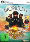 Tropico 4 Windows Front Cover