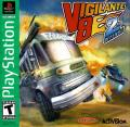 Vigilante 8: 2nd Offense PlayStation Front Cover