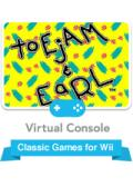 ToeJam & Earl Wii Front Cover