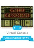 Gain Ground Wii Front Cover