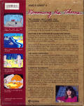 King's Quest II: Romancing the Throne Atari ST Back Cover