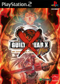 Guilty Gear X Plus PlayStation 2 Front Cover