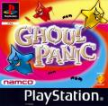 Ghoul Panic PlayStation Front Cover