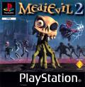 MediEvil II PlayStation Front Cover