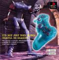 MediEvil II PlayStation Inside Cover