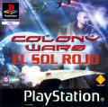Colony Wars III: Red Sun PlayStation Front Cover