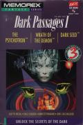 Dark Passages I: Volume One DOS Front Cover