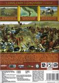 Rome: Total War Windows Back Cover