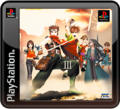 Arc the Lad III PlayStation 3 Front Cover