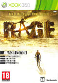 Rage (Anarchy Edition) Xbox 360 Front Cover