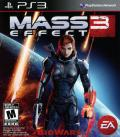 Mass Effect 3 PlayStation 3 Front Cover Reversible front