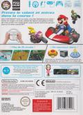 Mario Kart Wii Wii Back Cover