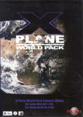X-Plane World Pack Macintosh Front Cover