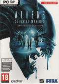 Aliens: Colonial Marines Windows Front Cover Limited Edition - Front Cover