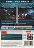 Aliens: Colonial Marines Windows Back Cover Limited Edition - Back Cover