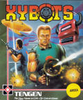 Xybots Amiga Front Cover