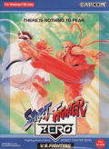 Street Fighter Alpha: Warriors' Dreams Windows Front Cover